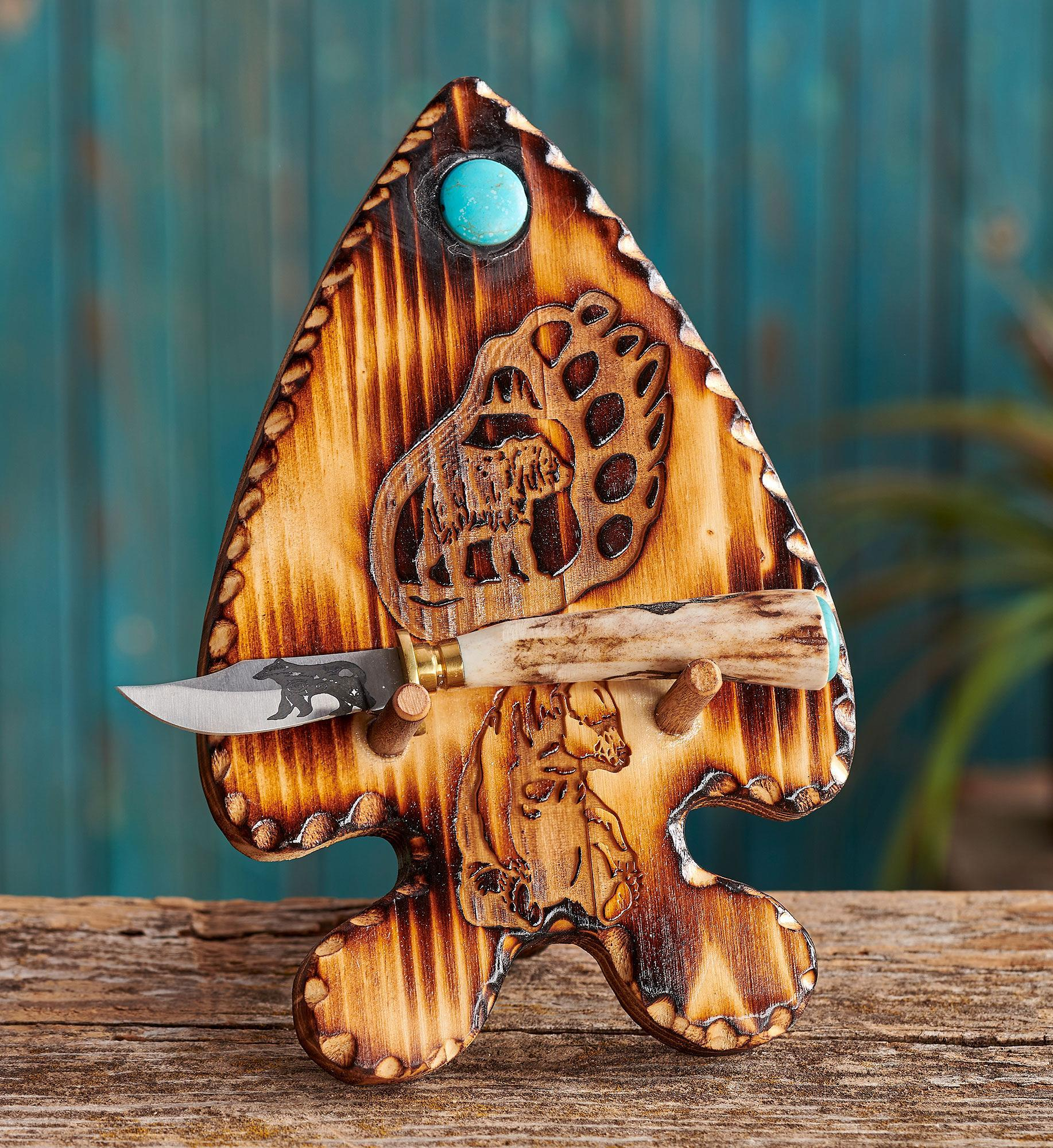 Bear Decorative Knife