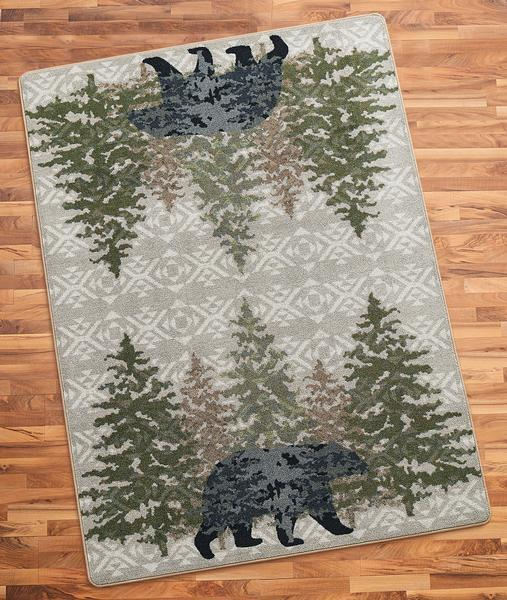 Bear Pines Area Rug