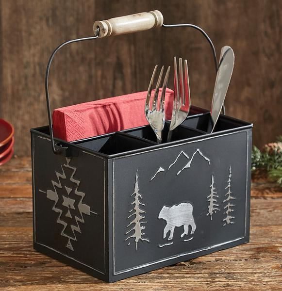 Bear Utensil Caddy