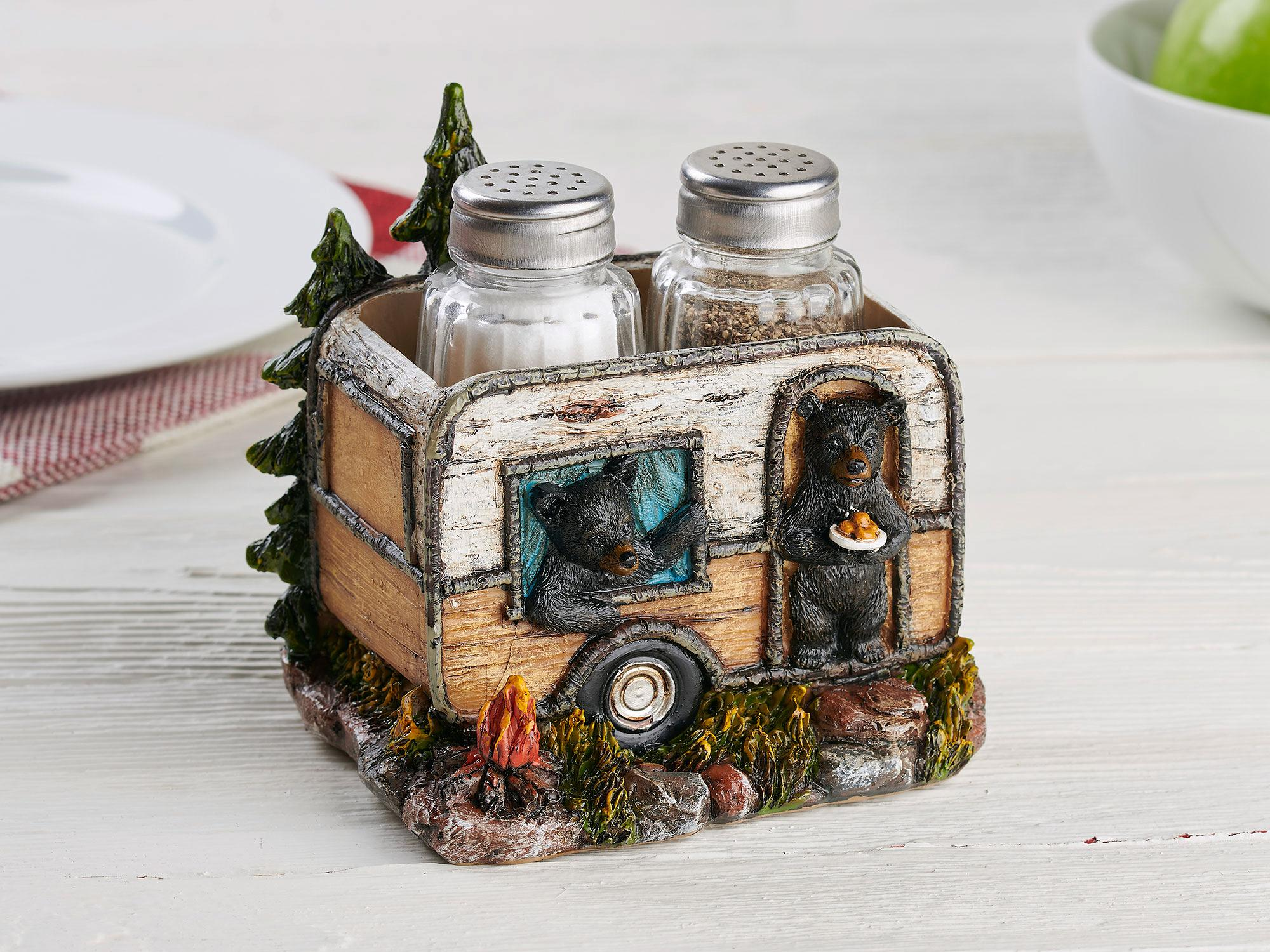 Spice of Life Salt & Pepper Shakers
