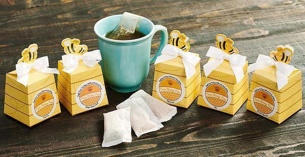 Honey Infused Tea Gift Set