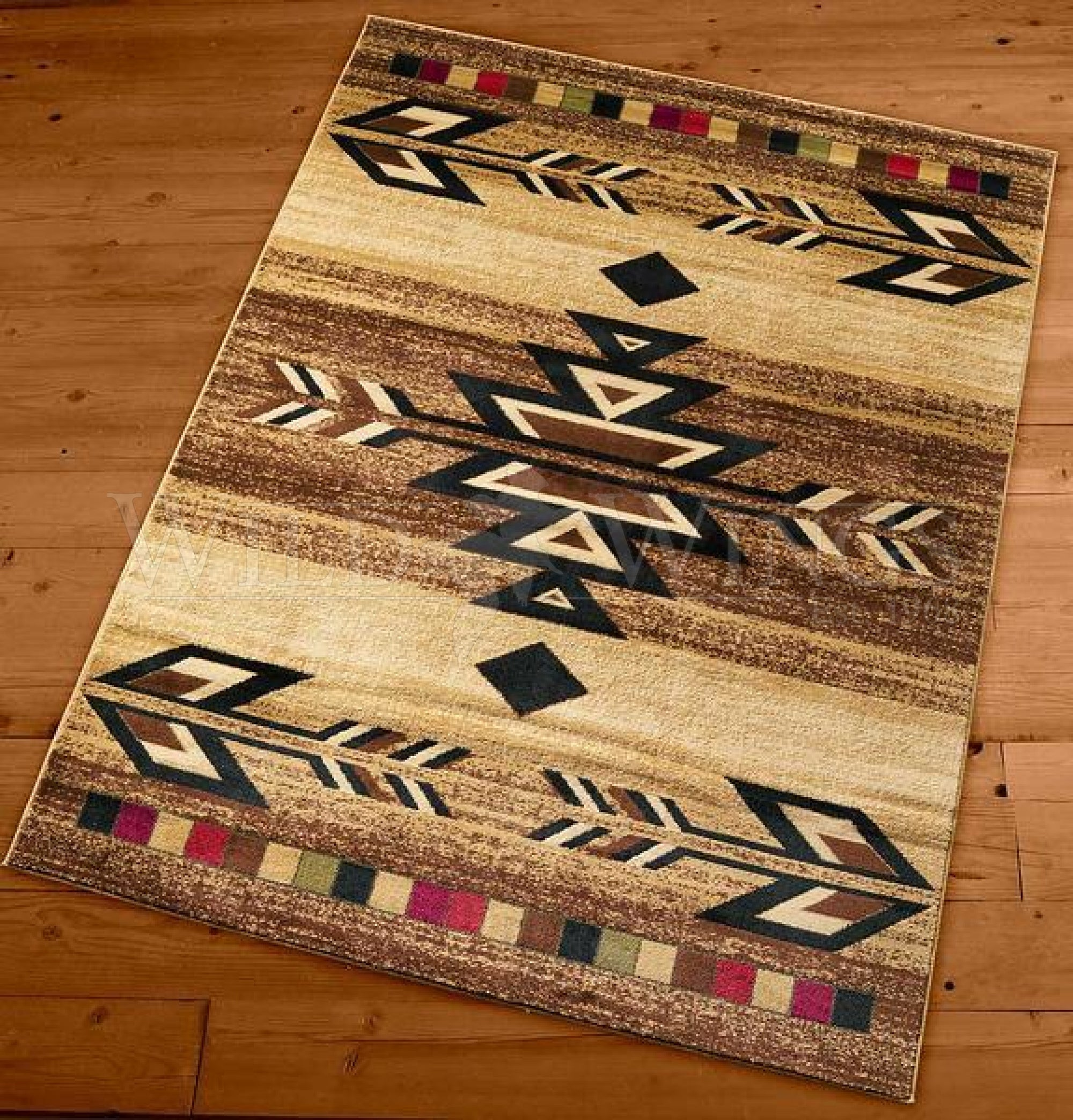 Beechwood Arrow Area Rug