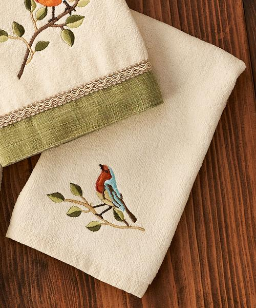 Treetop Choir Wash Cloth
