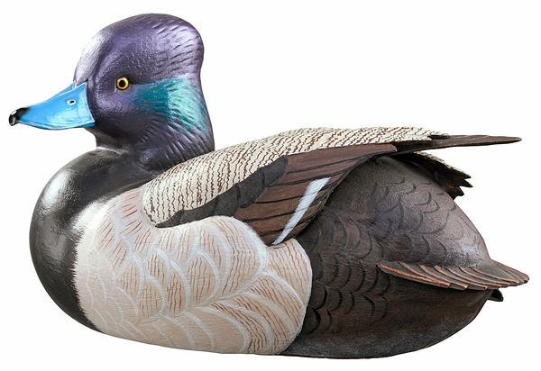 Bluebill Small Decoy