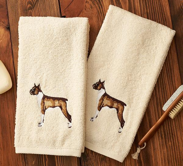 Top Dog Hand Towel