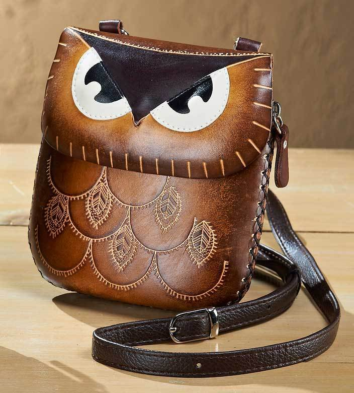 Medium Brown Owl.