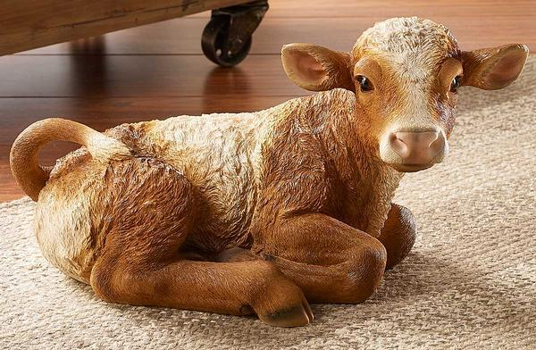 Farm Animal Sculpture