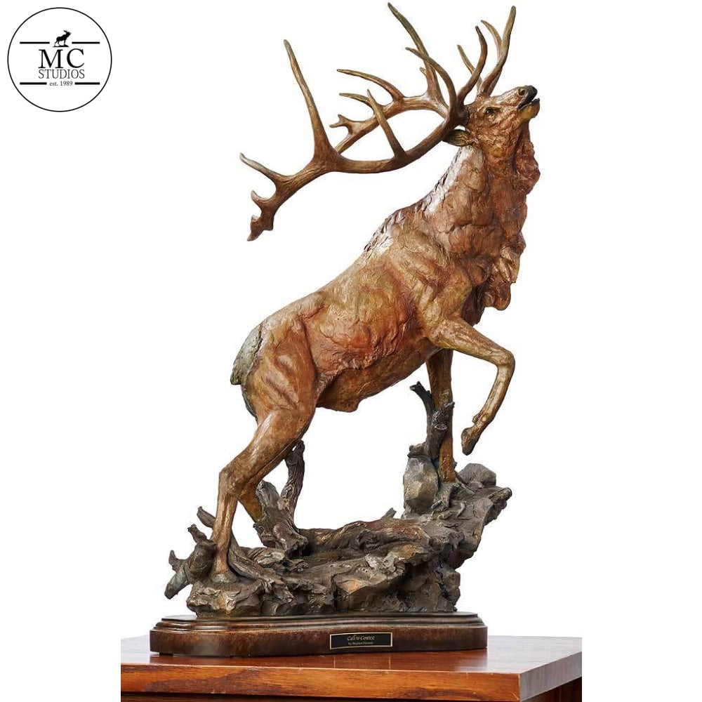 Call to Contest—Elk by Mill Creek Studios