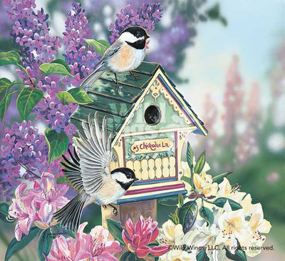 Bed & Breakfast Suite—Songbirds.