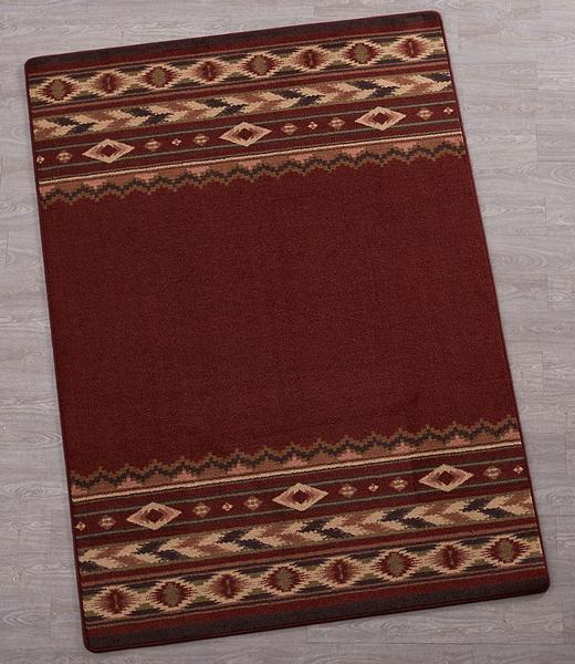 Southwest Border Area Rug Collection