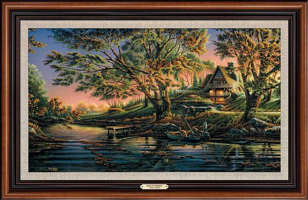 Close to Paradise Art Collection