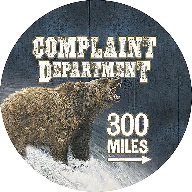 Complaint Department Coasters