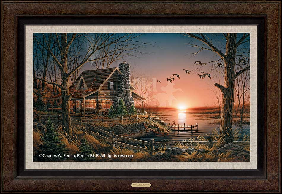 Comforts of Home Art Collection
