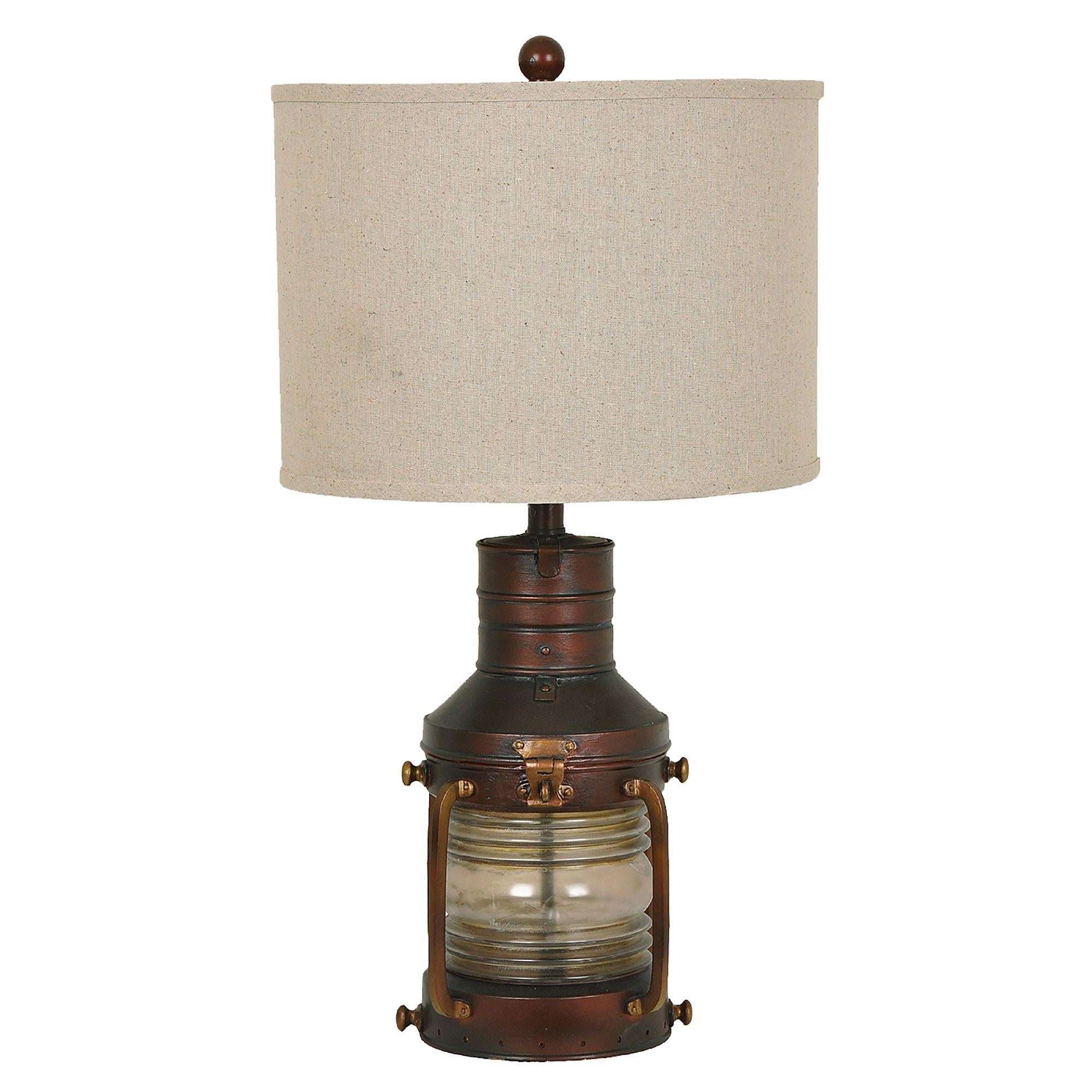 Light The Way Lantern Table Lamp