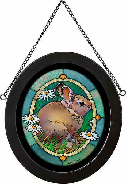 <i>Cottontail & Daisies</i>