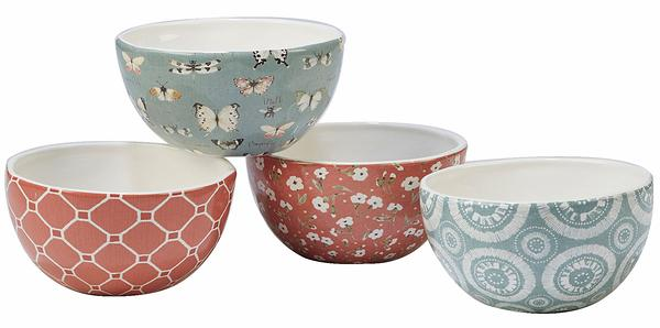 Cottage Retreat Bowls