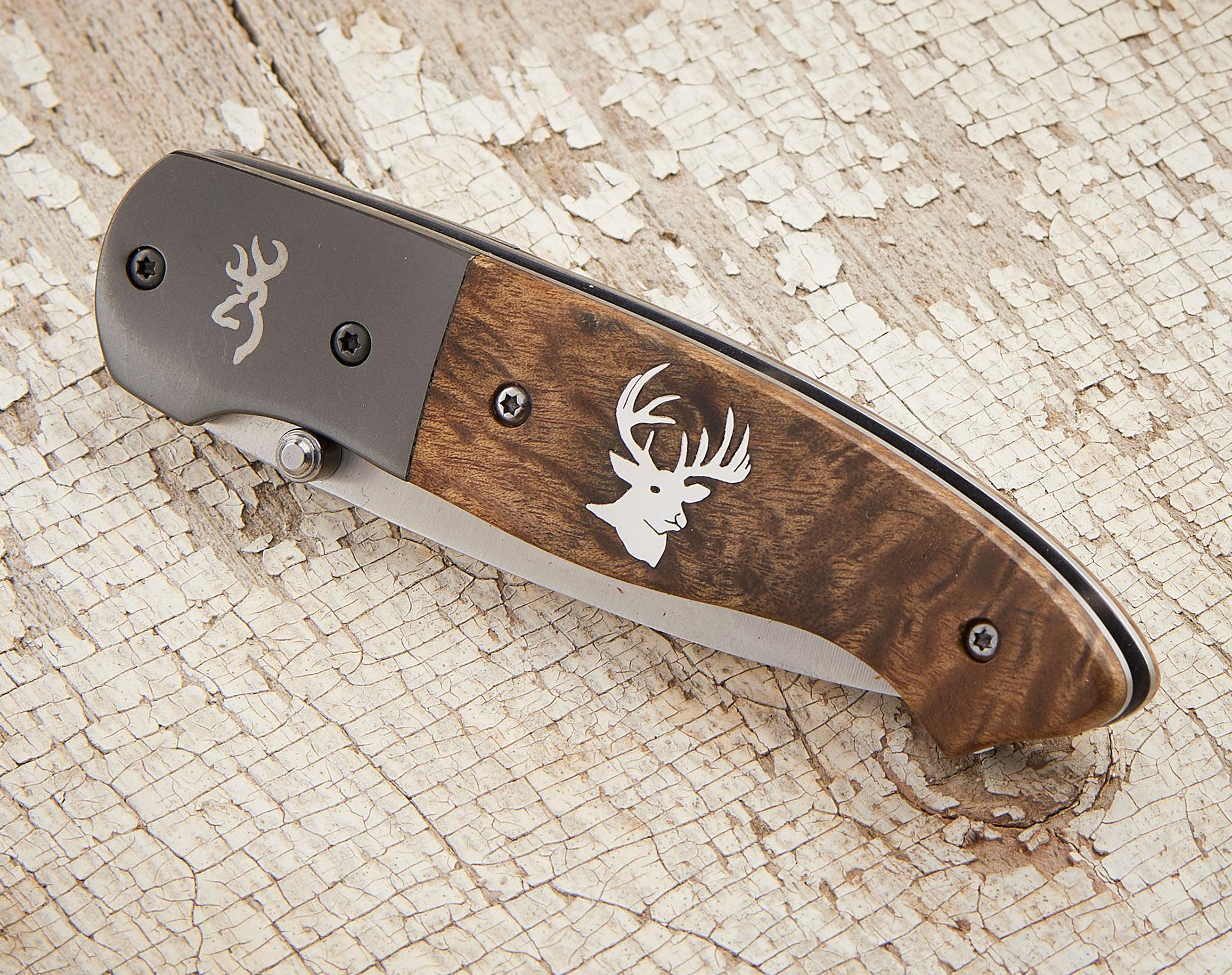 Deer Pocket Knife