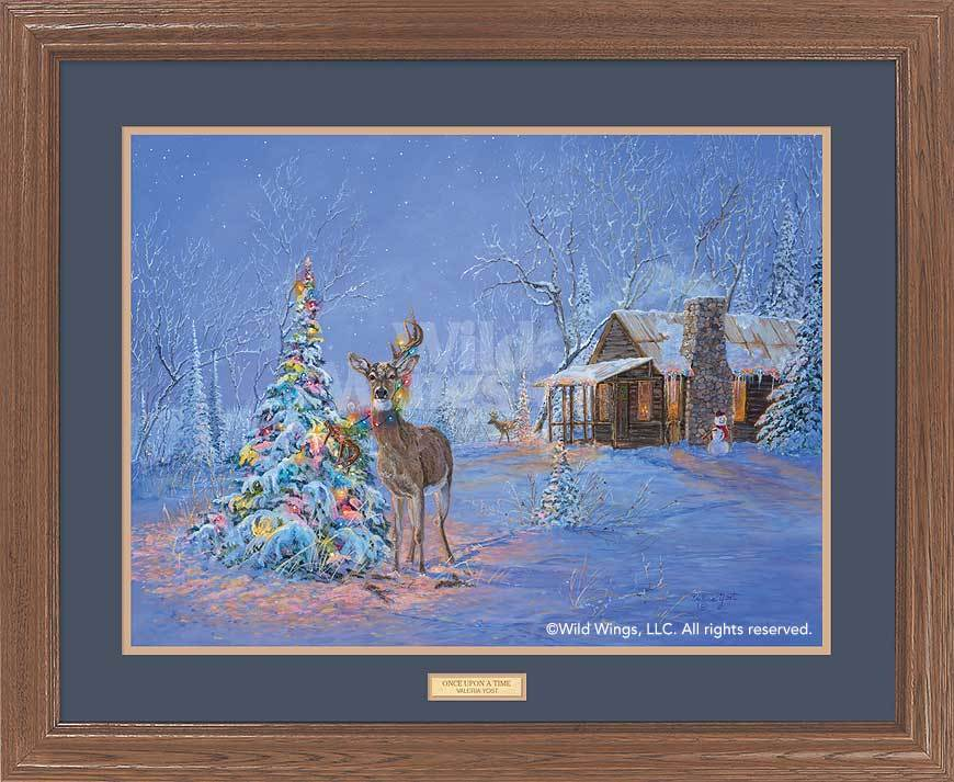 <I>Oops! Once Upon A Time&mdash;deer</i> Gna Premium Framed Print<Br/>25H X 31W Art Collection