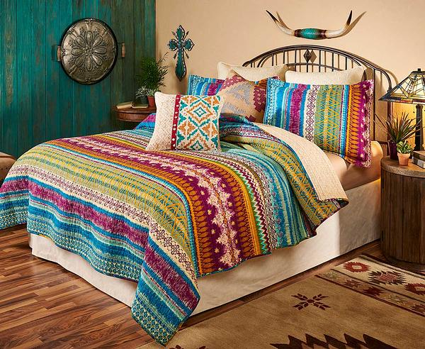 Desert Oasis  Bedding Set