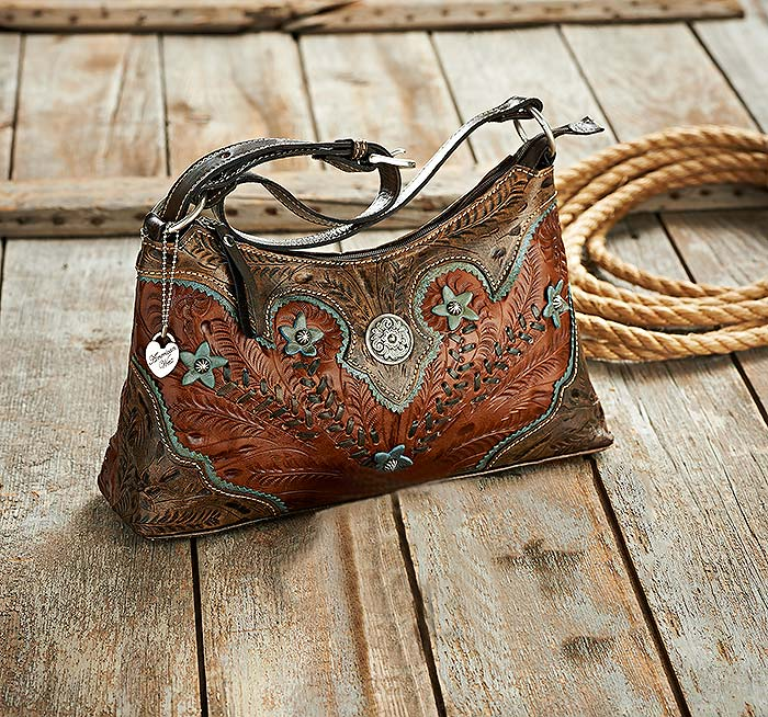 Desert Wildflower Handbag Collection