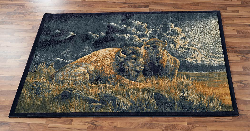 Distant Thunder Area Rug Collection