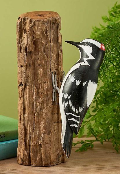 Downy Woodpecker.