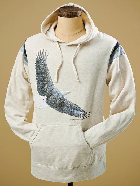 Eagle Fleece Sweatshirt