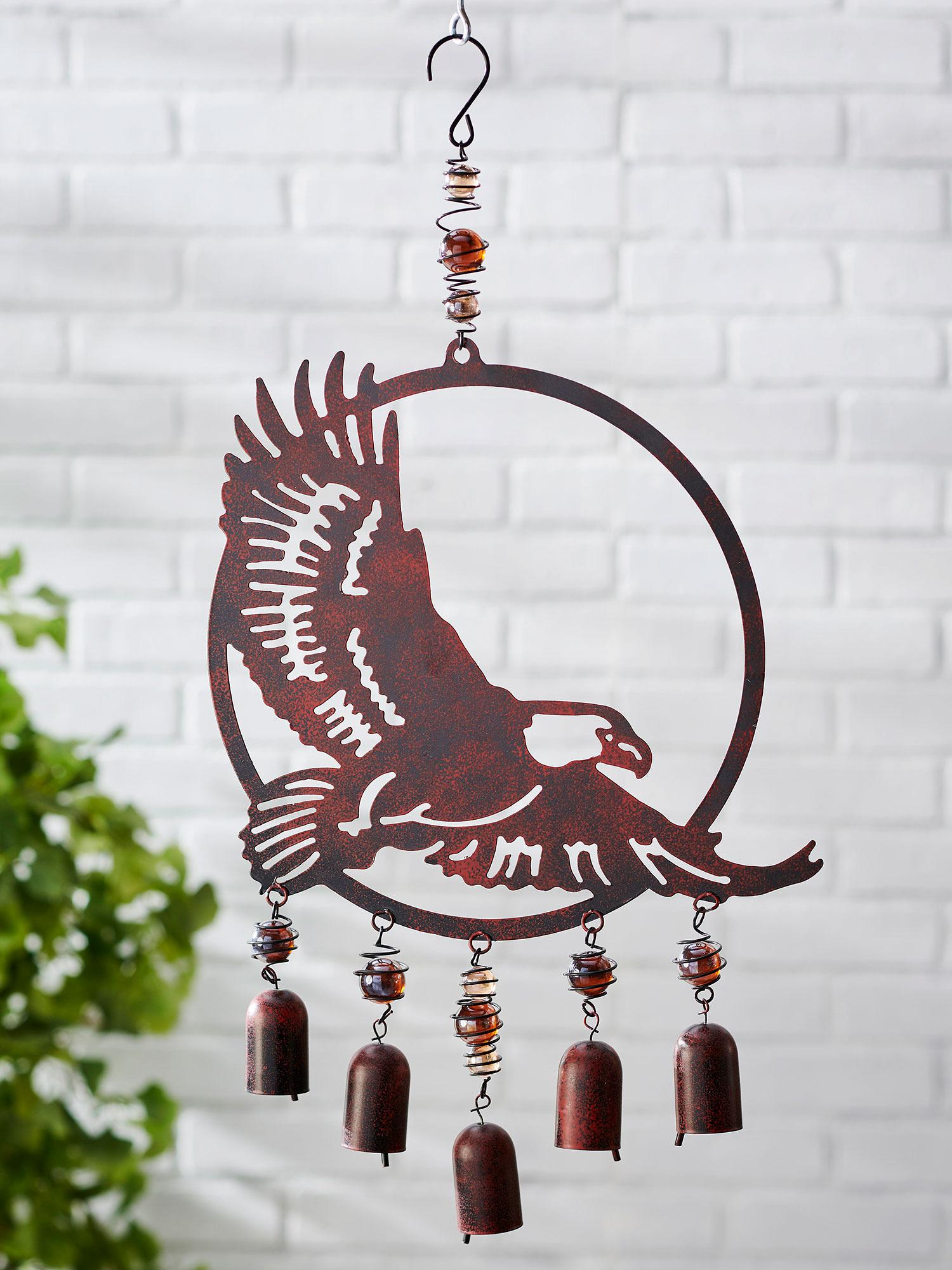 Majesty of Nature Eagle Wind Chime