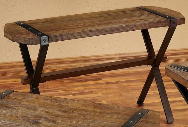 Black Forest Estates Console Table
