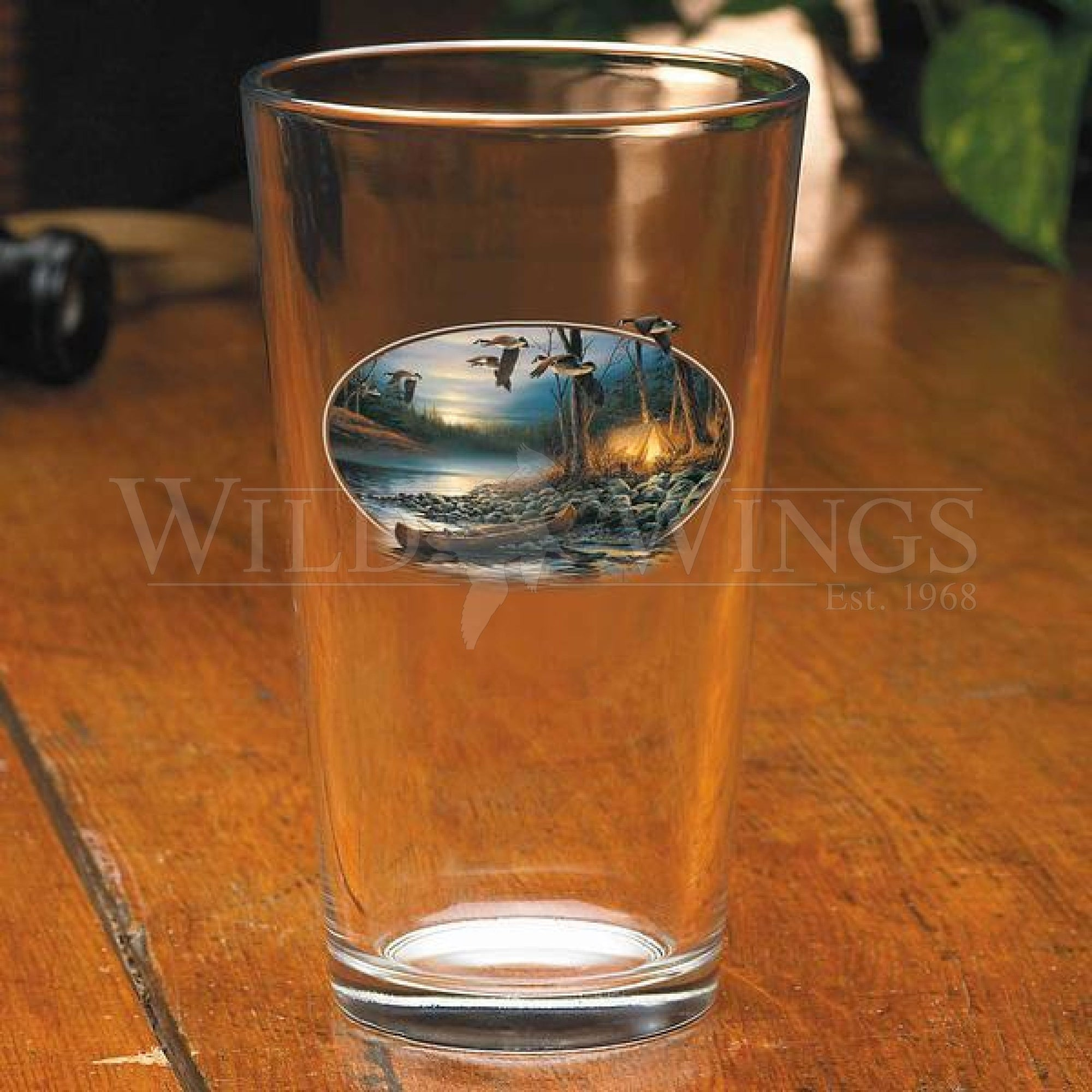 Evening Glow Mixer Glasses (Set of 4)
