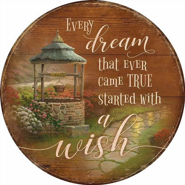 Every Dream Started with a Wish