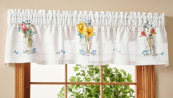 Farmhouse Valance