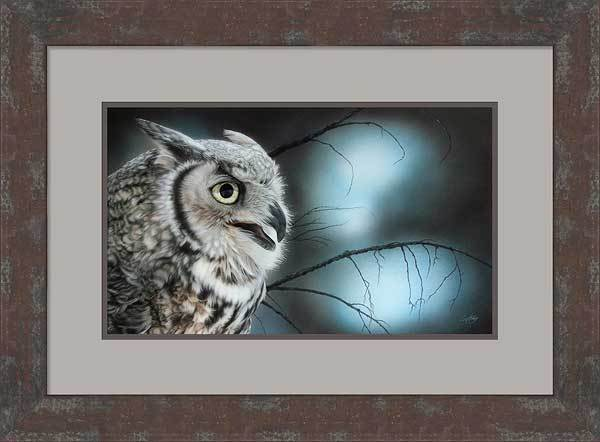 Night Owl—Great Horned Owl
