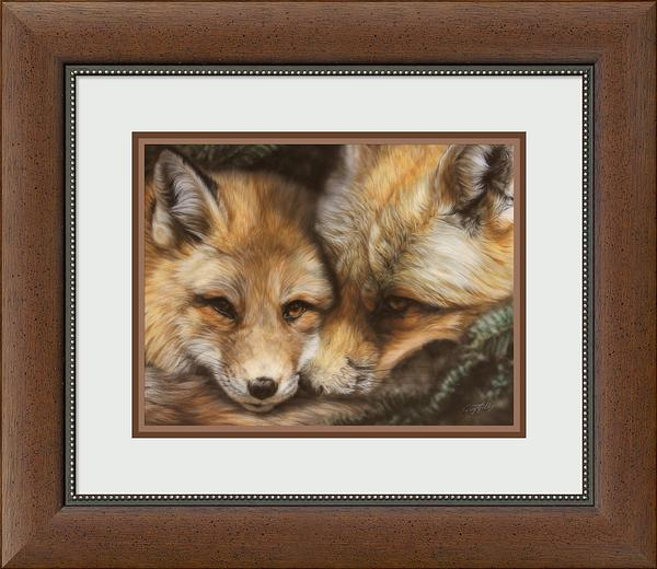 <i>Red in the Face&mdash;Red Fox</i>
