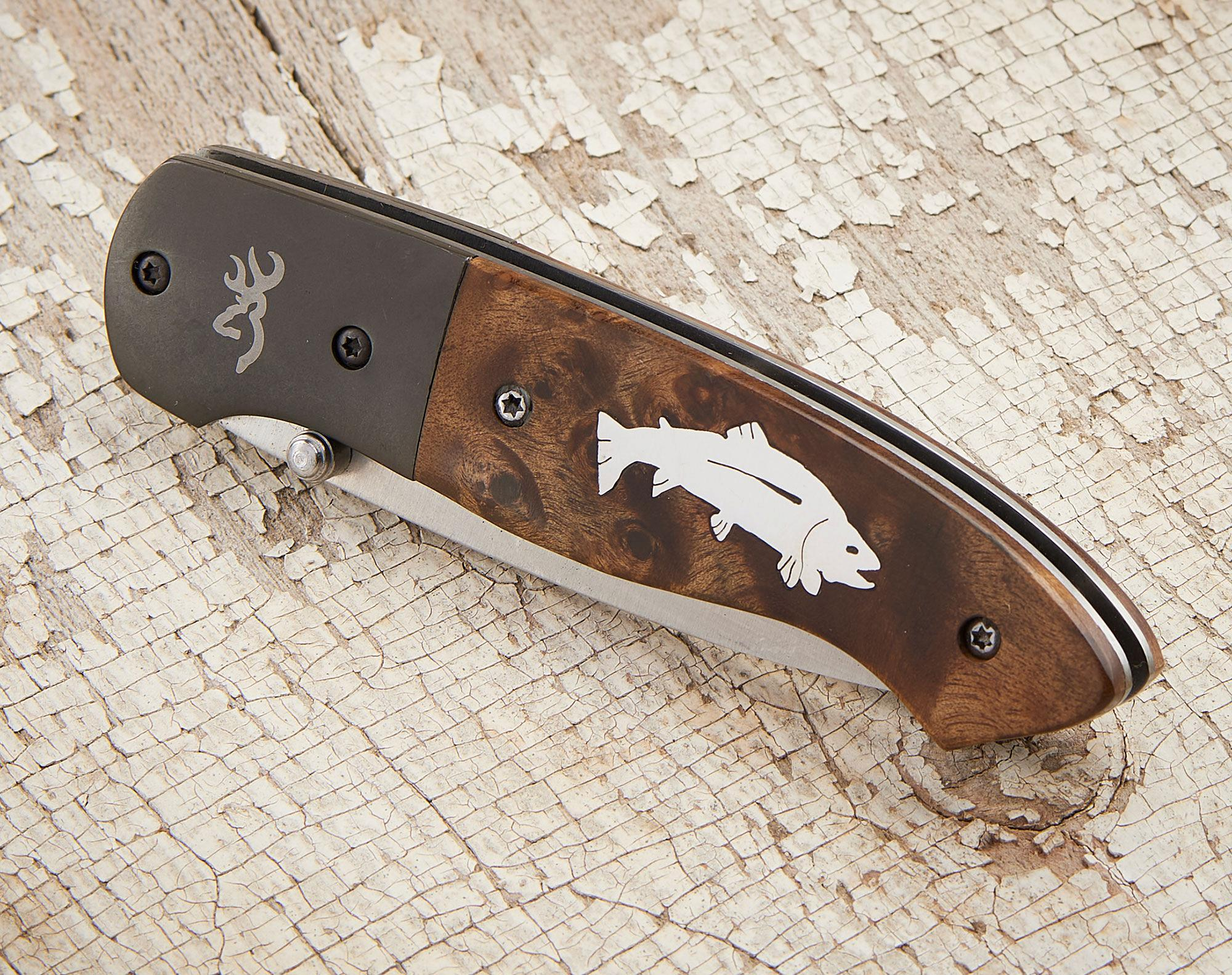 Fish Pocket Knife