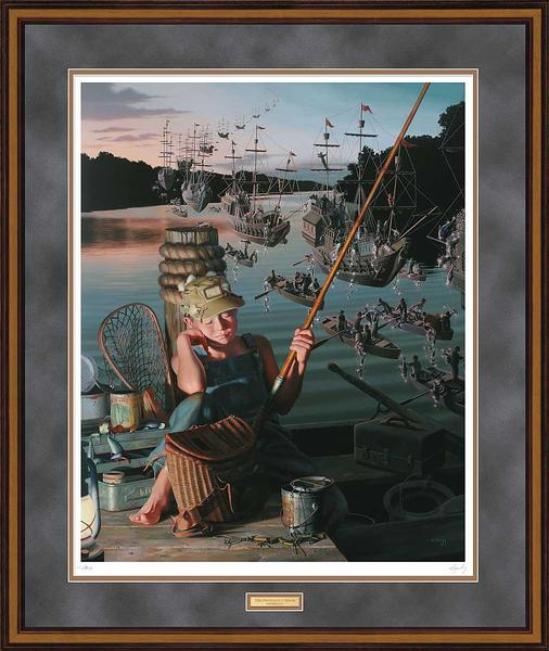 The Fisherman's Dream Art Collection