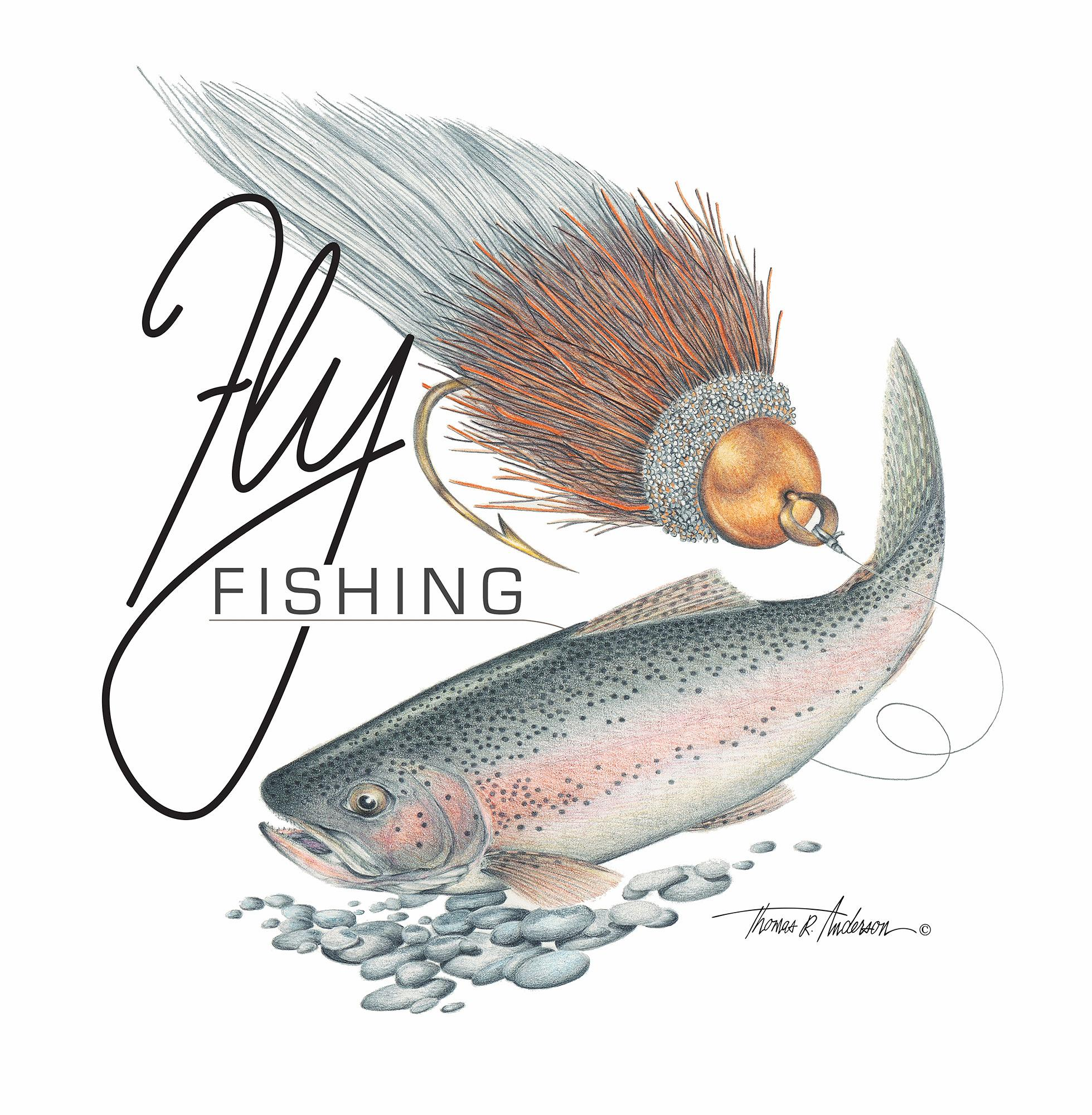 Fly Fishing Art Collection