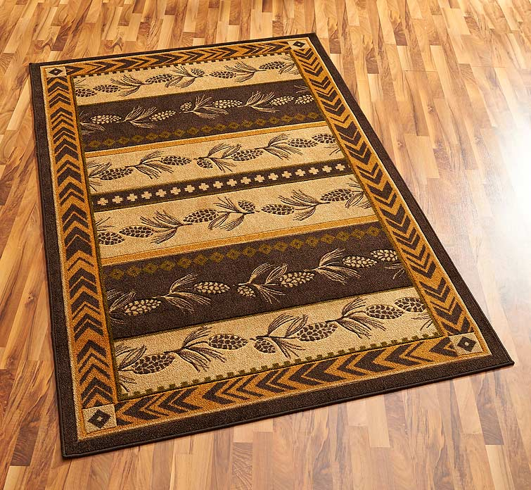 Forest Floor Area Rug Collection