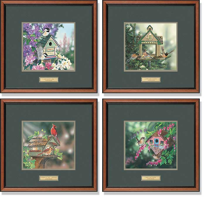 Bed & Breakfast Suite-Songbirds Art Collection