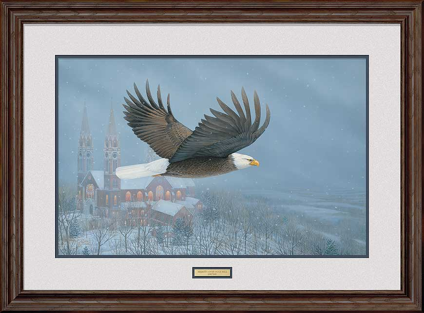 Majesty Over Holy Hill Art Collection