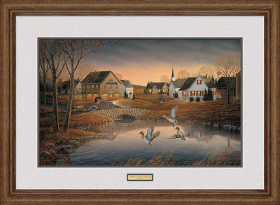 Country Village Art Collection