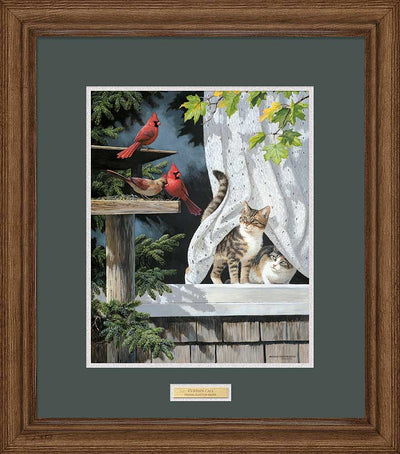 <i>Curtain Call&mdash;Cats & Birds</i>