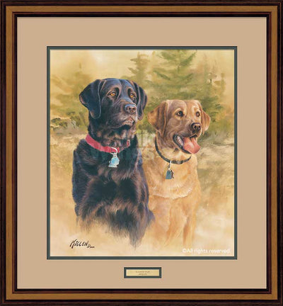 A Good Pair-Labs Art Collection