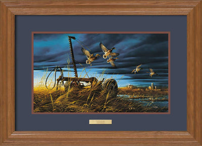 Landmark-Mallards II Art Collection