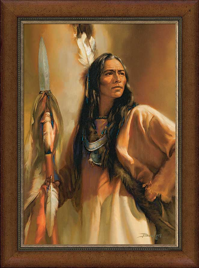 Redhawk-Native American Art Collection