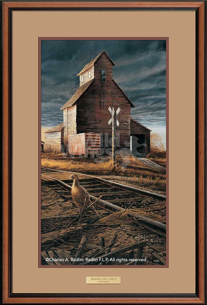 Prairie Skyline II Art Collection
