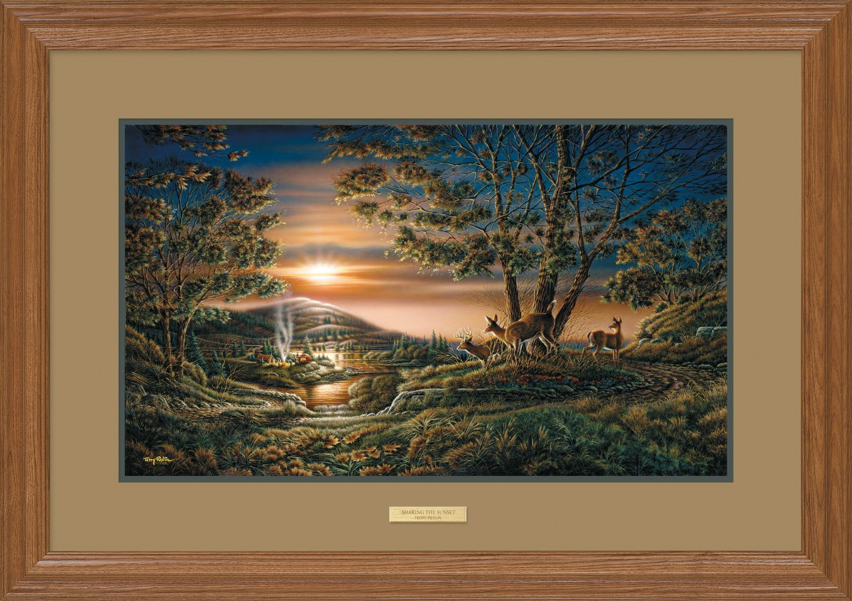 Sharing the Sunset Art Collection