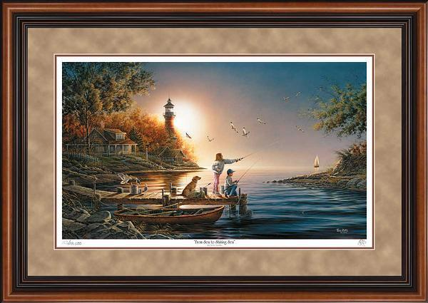 From Sea to Shining Sea Art Collection