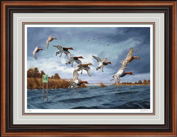 Fruits of Your Labor-Canvasbacks Art Collection