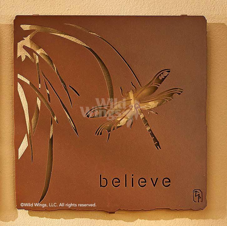 Believe—Dragonfly.